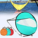 ZSX Kayak Sail Scout Downwind Wind Paddle Rowing Inflatable Boat Popup Canoe Kayak Accessories...