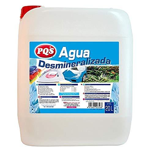 Pqs Piscinas Y Consumo. 1152052 - Agua desmineralizada pqs 1152052 20 lt