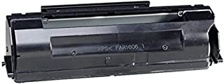 Toner Cartridge - Laser - Fax - Black