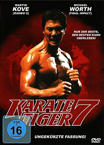 Karate Tiger 7 - To be the Best (Ungekürzte Fassung)