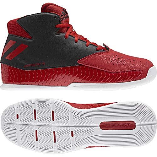 Adidas Herren Nxt Lvl Spd V Basketballschuhe, Rot (Escarl/Negbas/Ftwbla), 46 2/3 EU