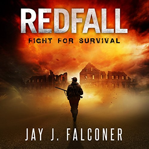 Redfall: Fight for Survival cover art