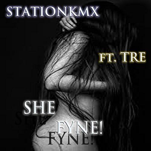 STATIONKMX, KMX & Kevin Spicer feat. Tre