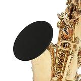 Cubierta De Campana De Saxofón Tenor, Cubierta De Campana De Instrumento De Saxo Para Fliscorno Y Saxofón Tenor para Instrumento En 2.95-6.1 Pulgadas (Funda para saxofón soprano)