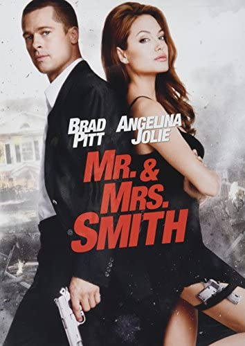 Mr Mrs Smith Widescreen Edition product image