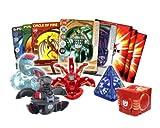 BAKUGAN 6014368 - Set de Combate con 3, 2 trampas y 6 Cartas de Juego