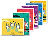 Faber Piano Adventures Piano Hymns Books Set (6 Books) - Primer Level, Level 1, Level 2A, Level 2B, Level 3A-3B, Level 4
