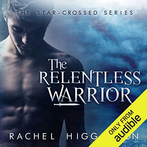 The Relentless Warrior audiobook cover art
