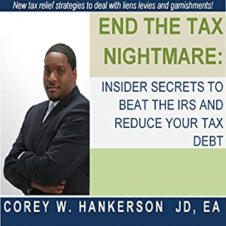 End the Tax Nightmare cover art