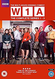 W1A - The Complete Series 1 - 3