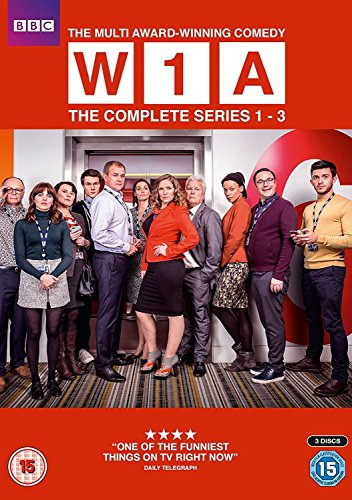 W1A-The Complete Series 1-3 [Import]