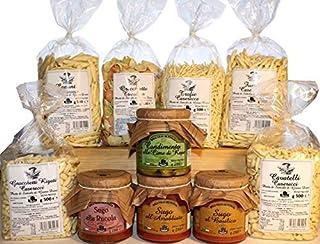 comprar comparacion Gran Despensa. Productos típicos italianos de la región de Puglia. Pasta casera hecha de sémola de trigo duro en varios fo...