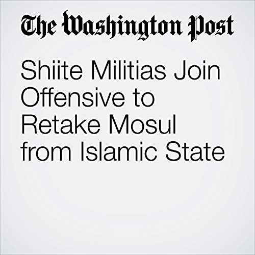 Shiite Militias Join Offensive to Retake Mosul from Islamic State cover art