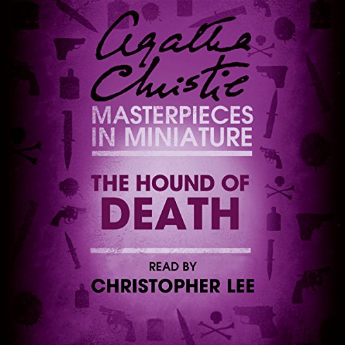 Couverture de The Hound of Death: An Agatha Christie Short Story