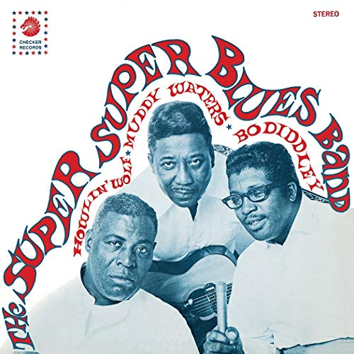 The Super Blues Band (Ltd Orange VI [Vinyl LP]