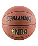 Spalding NBA Street Basketball - Official Size 7 (29.5'), Orange (632498)