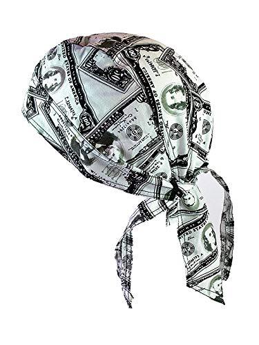memego Bandana Cap Kopftuch Dollar