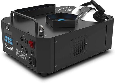 Chauvet Vesuvio II Fog Machine with RGBA+UV LED FX
