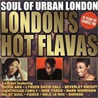 London'S Hot Flavas (Various)