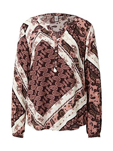 SOYACONCEPT Damen Bluse Lavina 1 mischfarben M