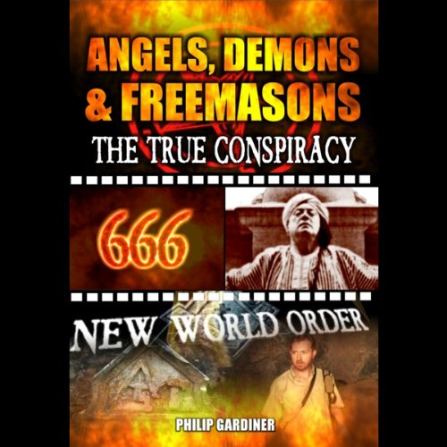 Angels, Demons and Freemasons audiobook cover art