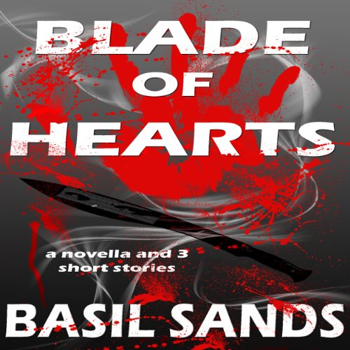 Blade of Hearts audiobook cover art