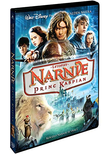 Letopisy Narnie: Princ Kaspian (The Chronicles of Narnia: Prince Caspian) (Versione ceca)