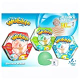 Desconocido Wubble Bubble - Pelota Transparente con Hinchador (Varios Modelos) - Burbuja wubble +...