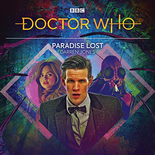 Doctor Who: Paradise Lost cover art