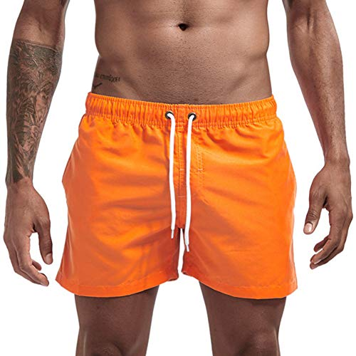 WWLZ Zwemshorts voor mannen zwemkleding zwembroek Beach Short Sport sneldrogend badpak zomer heren badpak