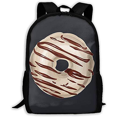 Notebook Rucksack,Leichte Fitness Guru Gedruckt Schulrucksack Wasserdicht Reiserucksack Tasche Laptop Rucksack Daypack