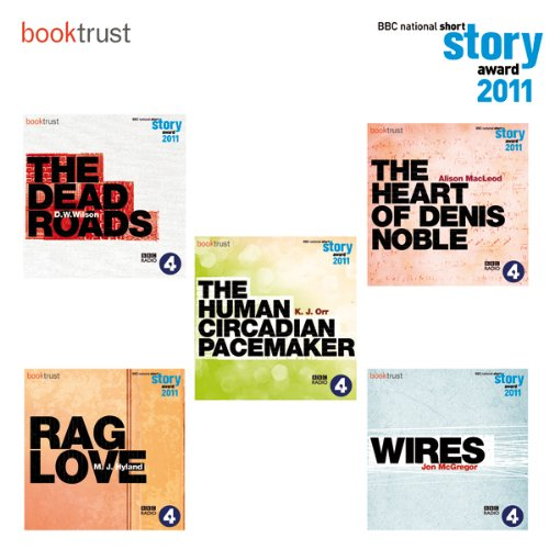 BBC National Short Story Award 2011 (5 Shortlisted Titles) audiobook cover art