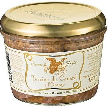 Terrine de Canard à l\'Orange 180 g