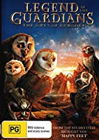 legends of the guardians - the owls of gahoole (1 DVD)