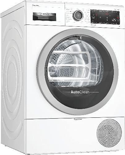 Bosch Elettrodomestici Asciugatrice Serie 8 WTX87KH9IT da 9 kg Silenziosa Anti-Vibrazioni Classe A++