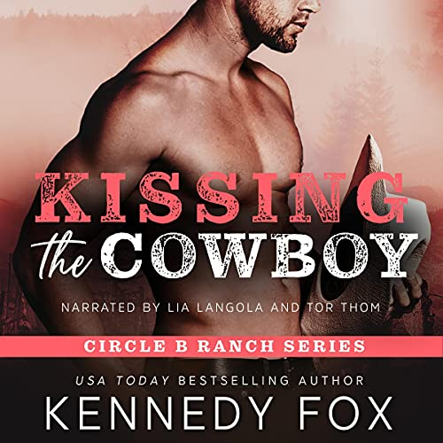 Kissing the Cowboy cover art