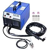 S7 50 Amp Built-In Air Compressor Plasma Cutter Portable Plasma Welder...