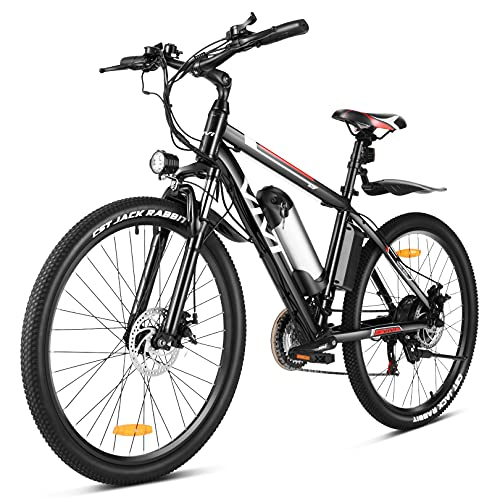 Vivi Electric Bike for Adults,500W/350W Adult Electric Bicycle Ebike,26