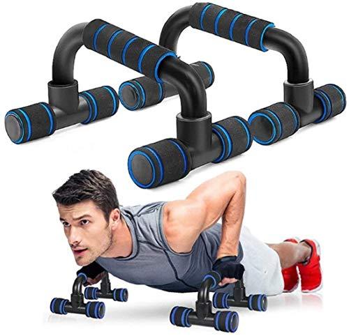 Apoio Para Flexão Fitness Preto/Neon Atrio - ES240