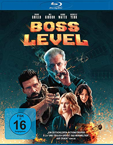 Produktbild von Boss Level [Blu-ray]