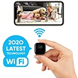 Best Nanny Cams - Lilexo Mini WiFi Camera - Wireless Small Home Review