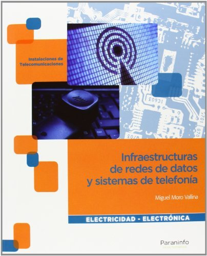 Infraestructuras de redes de datos y sistemas de telefonía (Electricidad Electronica)