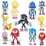Sonic The Hedgehog Action Figures | 2021...