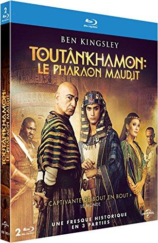 Toutankhamon : le pharaon maudit [Blu-ray] [FR Import]