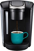 Keurig K-Select Coffee Maker, Single Serve K-Cup Pod Coffee Brewer, With Strength Control and Hot Water On Demand With Str...