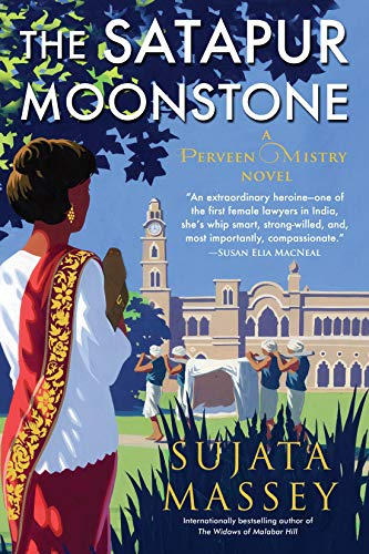 Image of The Satapur Moonstone (A Perveen Mistry Novel)