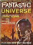 Fantastic Universe Science Fact & Fiction, December 1959 (Volume 12, No. 2)
