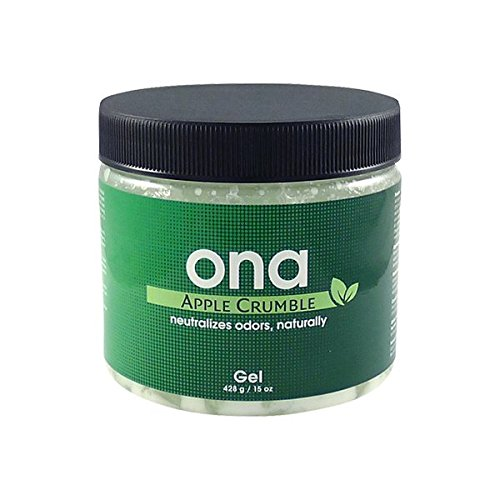 Elimina / Neutralizador de Olores - ONA Gel Apple Crumble Antiolor (50