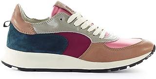 Luxury Fashion | Philippe Model Women NTLDXR05 Multicolor Leather Sneakers | Autumn-winter 19