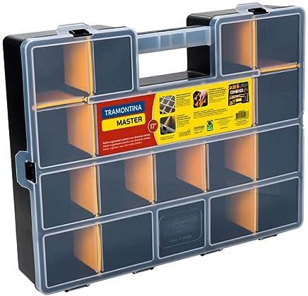 Organizador plástico com 18 compartimentos - Tramontina